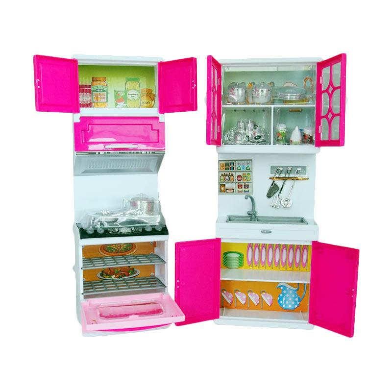 Jual ocean toy 818 20 modern kitchen set mainan anak for Kitchen set anak