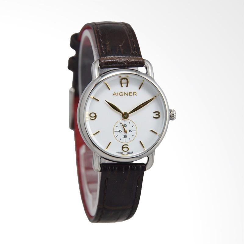 Alba Fasion White With Leather Jam Tangan Wanita Axu035x1 Jual Aigner Belluno A17212a .
