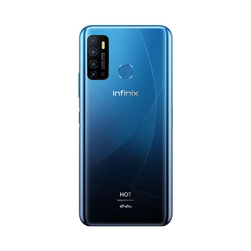 Jual Infinix Hot 9 X655C Smartphone 4GB/ 128GB Online ...