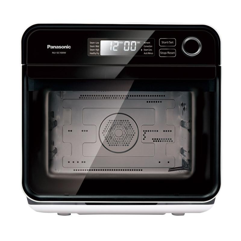 Jual Panasonic NU SC100W Steam Convection Oven Online