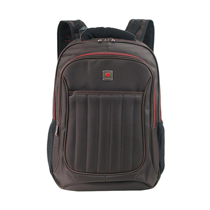 jual polo classic 18078 21 backpack rain cover   coffee