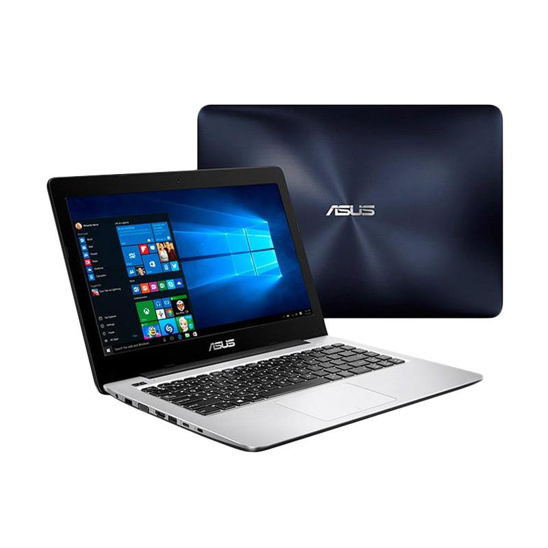 Jual Asus A456UR-GA091D Notebook - Dark Blue [i5-7200U