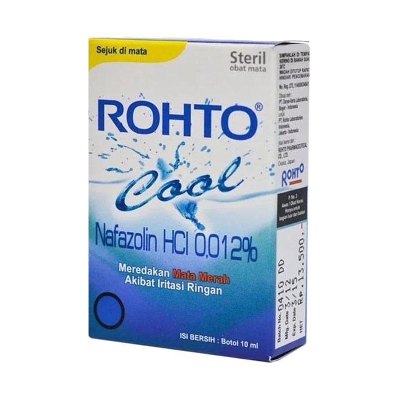 Jual Rohto Cool Obat Tetes Mata [10 ML] Online