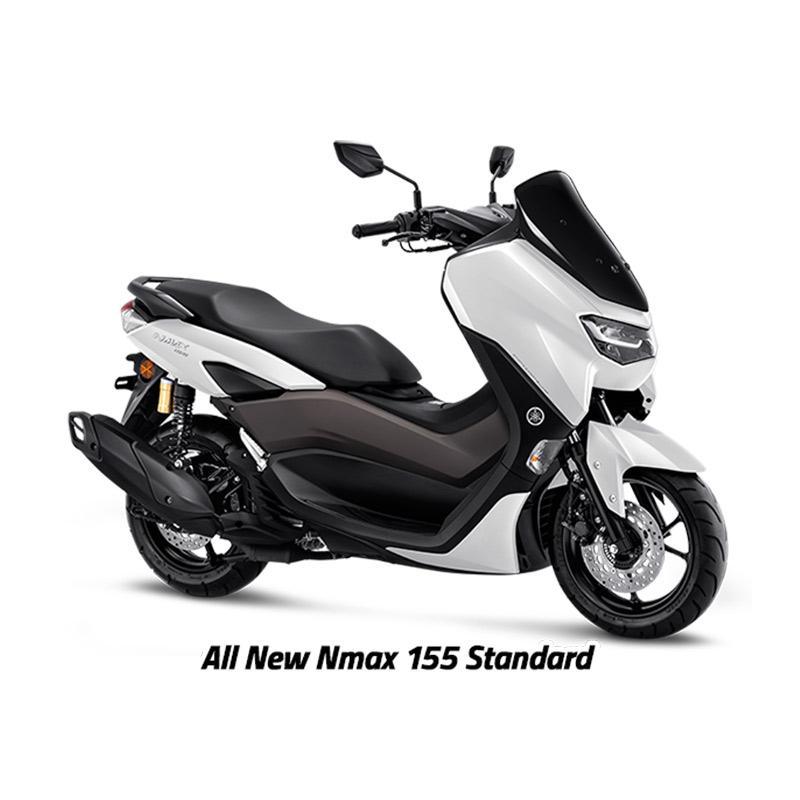 Jual Yamaha All New Nmax 155 Standard Version Sepeda Motor