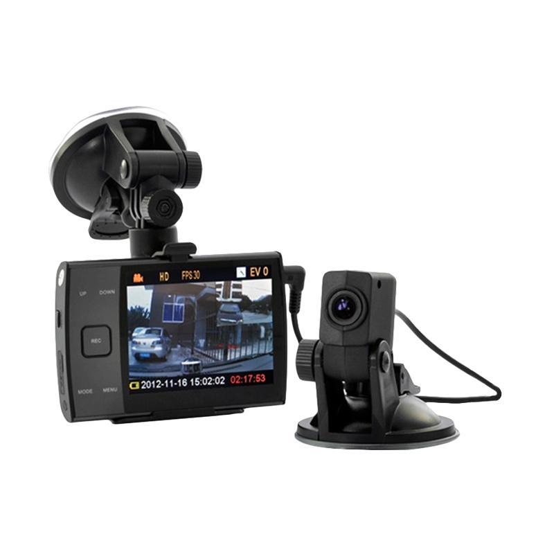 Jual CCTV21 HD 720P Car DVR CCTV With Reversing Rear View