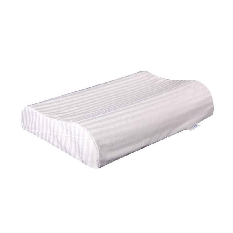 jual dunlopillo airflow ergo latex pillow online harga kualitas terjamin. Black Bedroom Furniture Sets. Home Design Ideas