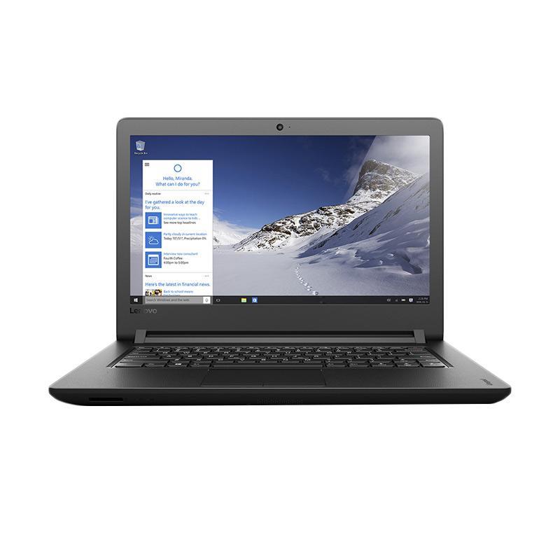 jual lenovo ideapad 110 14ast notebook   black a9 9400 4