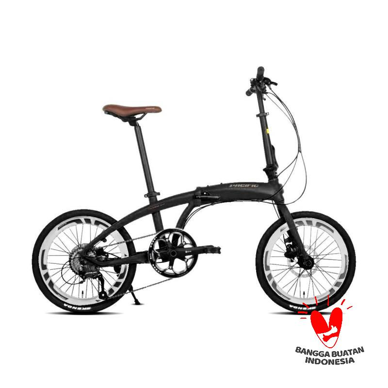 Jual Pacific Noris 3.0 Sepeda Lipat [9 Speed/ 20 Inch