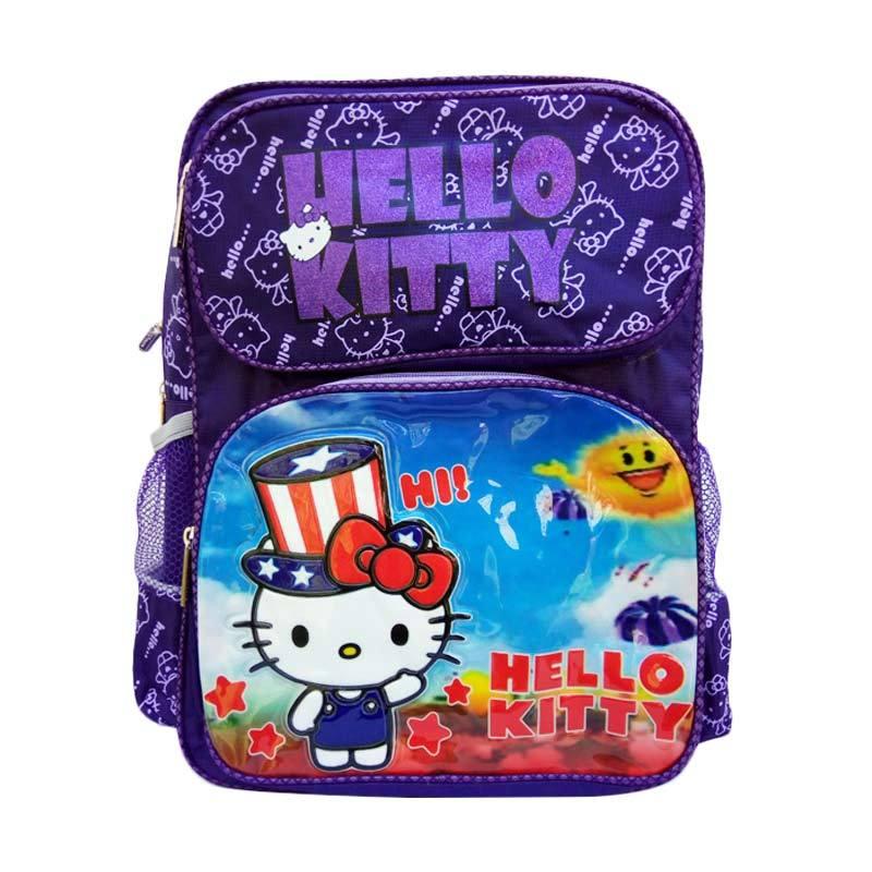 Jual DGroove Bag Hello Kitty Besar Tas Sekolah