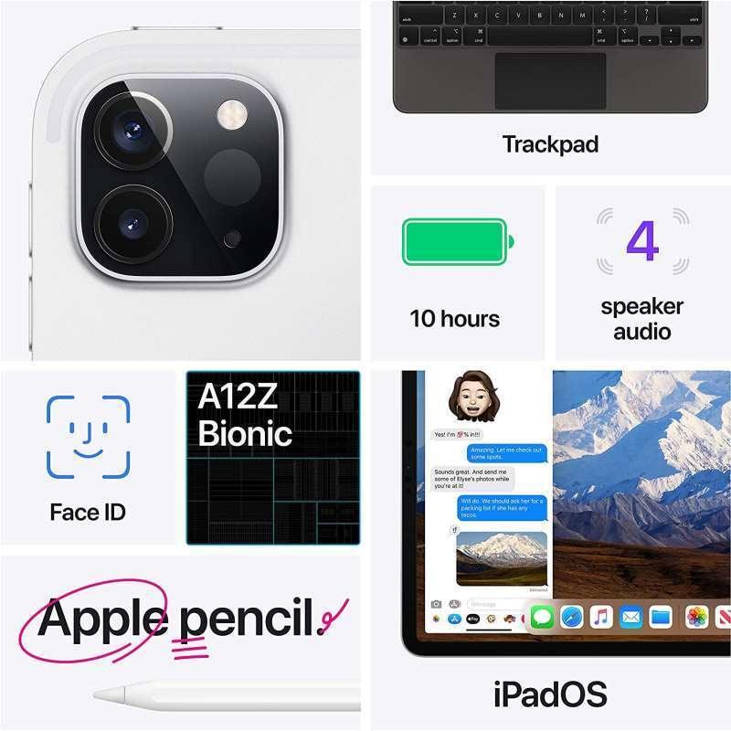 Jual Apple iPad Pro 2020 12.9 Inch [128 GB/ Wifi Only ...