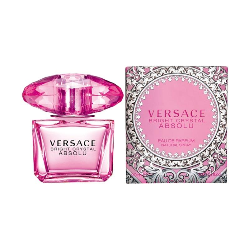 Jual Versace Bright Crystal Absolu for Women EDP Parfum [90 mL] Tester Online - Harga & Kualitas ...