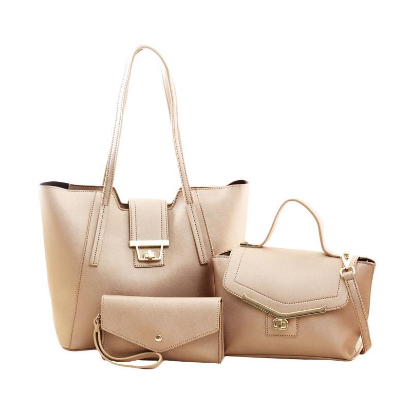 Elizabeth Bag Aurora Handbag Set Tas Wanita