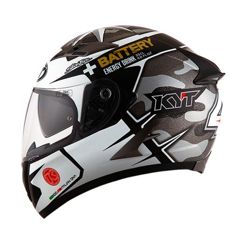 Jual KYT Vendetta 2 Aleix Espargaro Helm Full Face
