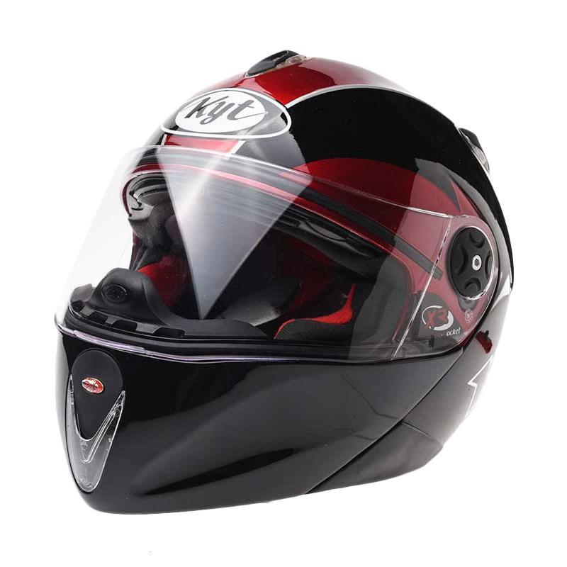 Jual Helm KYT X Rocket Retro Full Face Helm