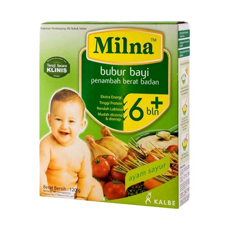Daftar Bubur Bayi 6 Bulan Yang Bikin Gemuk & Resep Cara Membuatnya
