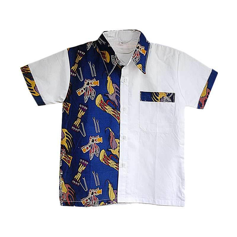 Kemeja Batik Untuk Anak: Jual Mayura Batik Kemeja Batik Anak Laki Laki