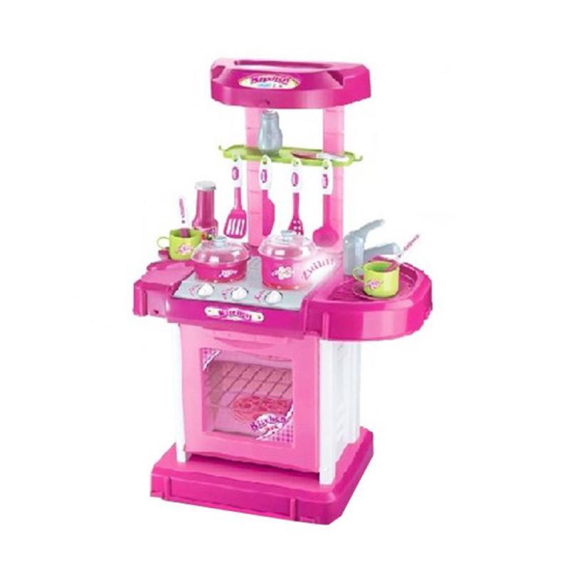 Jual toyogy kitchen set packing koper 008 58 mainan anak for Kitchen set 008 58