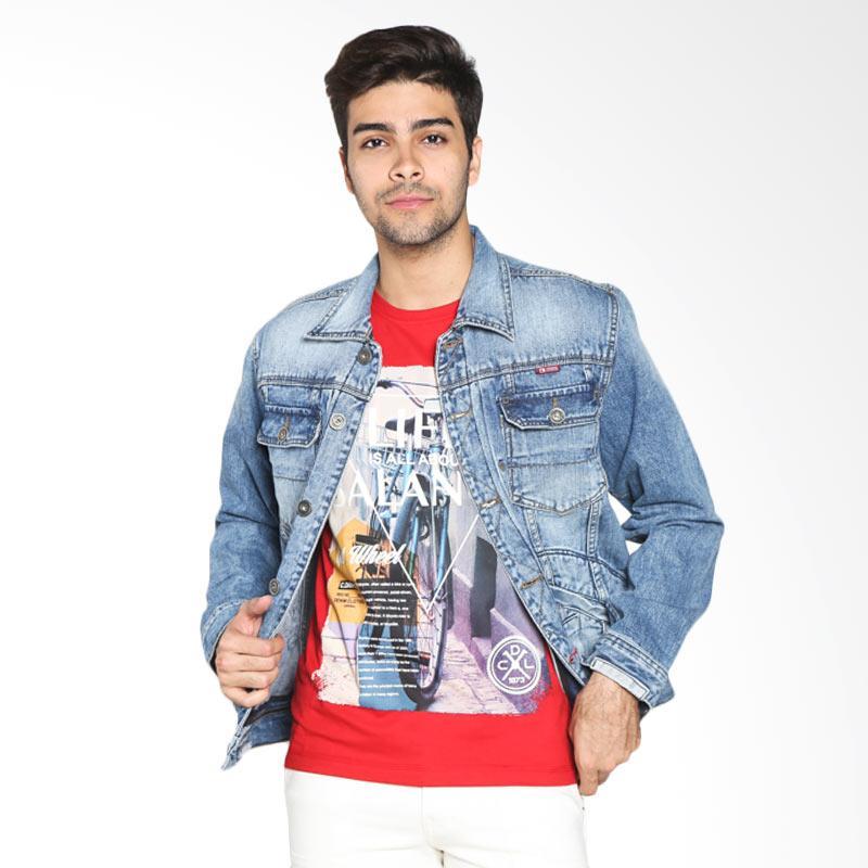 Harga Cardinal Jeans Straight Slim LCJX001 02 Celana