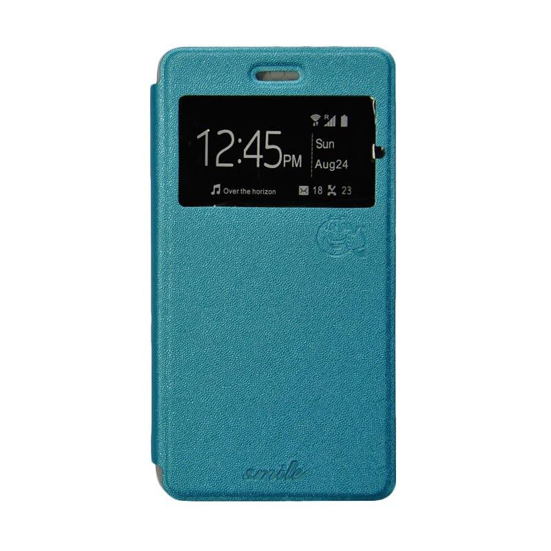 Jual SMILE Flip Cover Casing For Samsung Galaxy Z2