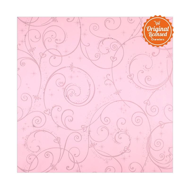 Pink Swirl Disney Pin: Jual Perfect Princess Swirl Pink With Gliter Wallpaper