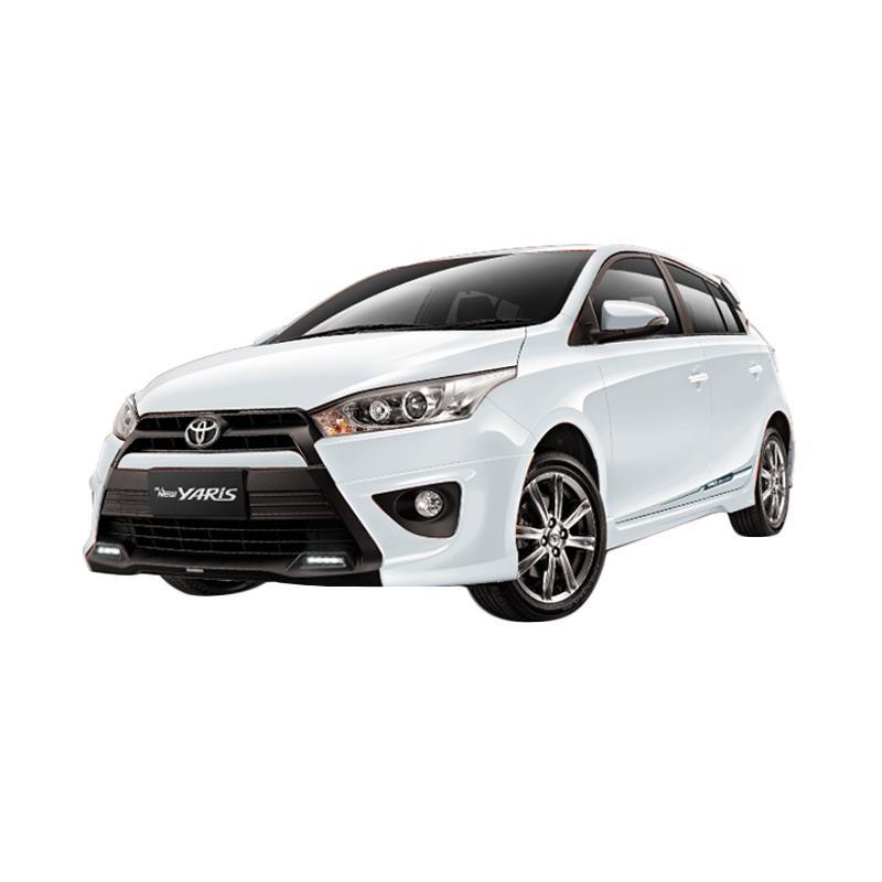 Jual Toyota Yaris 1.5 S TRD Sportivo Mobil