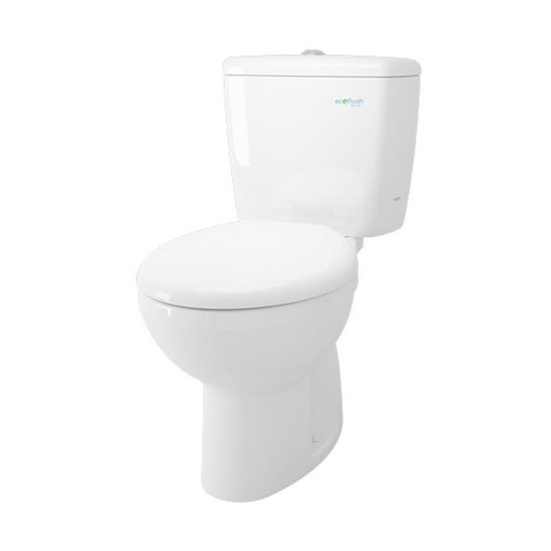 Jual TOTO CW 660 NJ Closet Duduk with Eco Washer Online - Harga & Kualitas Terjamin | Blibli.com