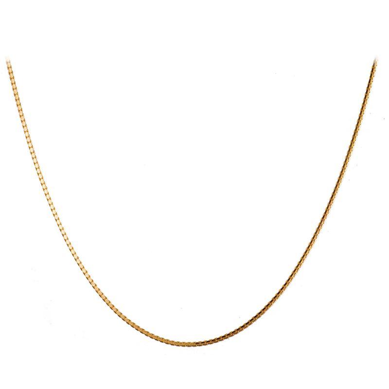 Jual Emas Gold Gloria Kalung Emas Italy Santa Kuning 25