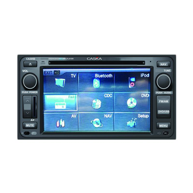 Jual Caska Double Din Head Unit For Toyota Innova Or Fortuner Online