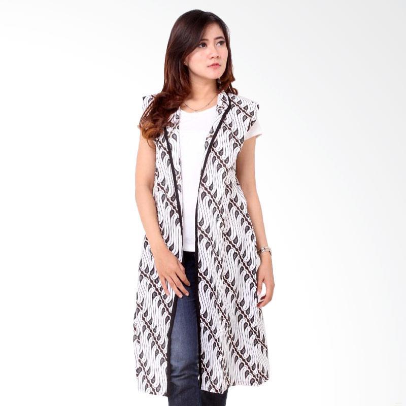 batik-distro_batik-distro-ba8163-cardigan-wanita-tanpa-lengan---putih ...