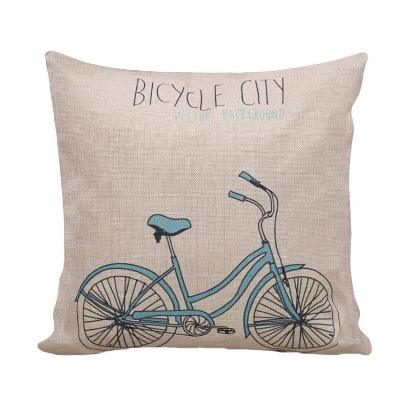Jual Jysk 16da318 Cushion Cover Sarung Bantal Sofa
