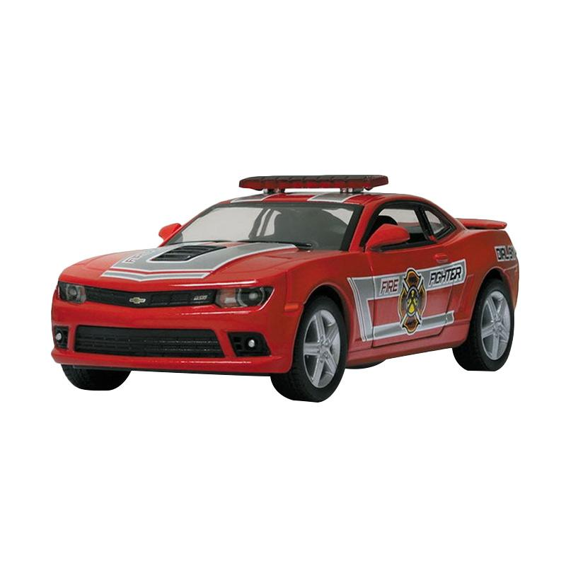 2014 Camaro Silvers: Jual Kinsmart Chevrolet Camaro Firefighter 2014 Diecast
