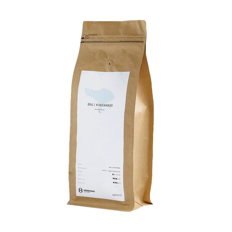 Jual Herrysons Roasted Coffee Bean Asli Bali Kintamani