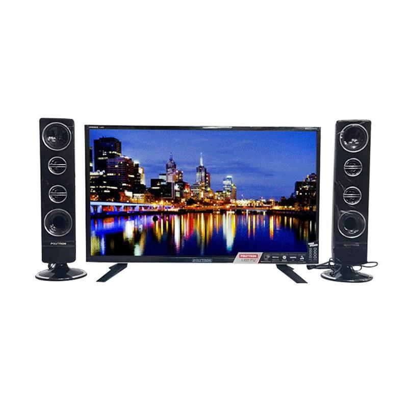 Jual POLYTRON 32 CINEMAX WAVE LED TV Speaker 32T106