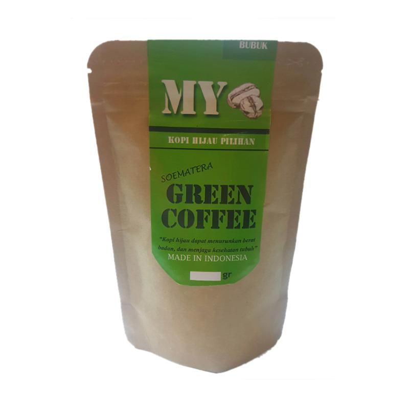 Manfaat Green Coffee