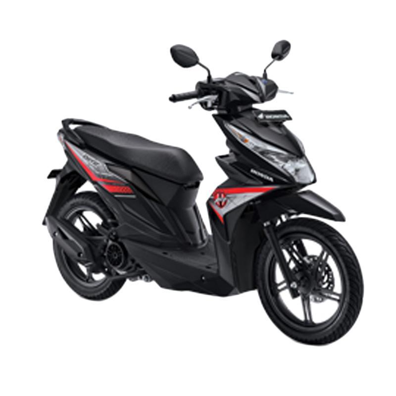 Jual Honda All New BeAT ESP FI Sporty CW Sepeda Motor