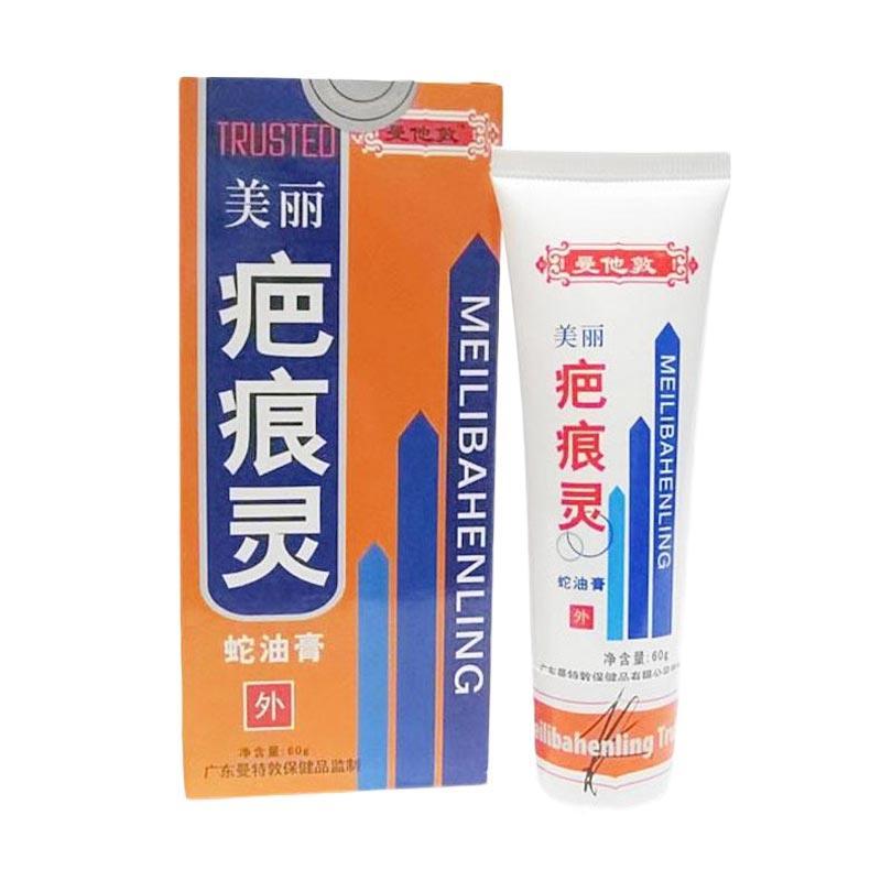 Obat Penghilang Jerawat Dan Bekas Jerawat Dengan Cepat: Jual Meilibahenling Original Cream Import Penghilang Bekas