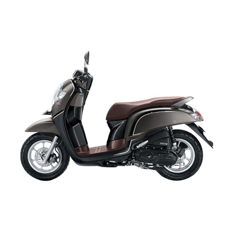 Jual Honda All New Scoopy eSP Sepeda Motor - Stylish Matte ...