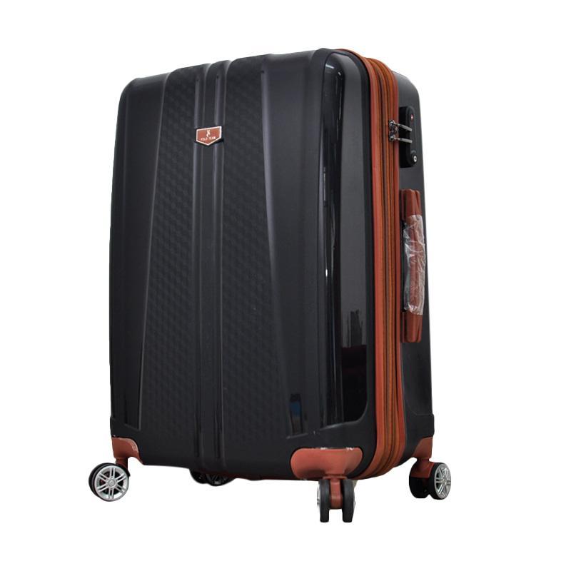 7 Polo Team Tas Koper Hardcase Expander Tsa Lock Size