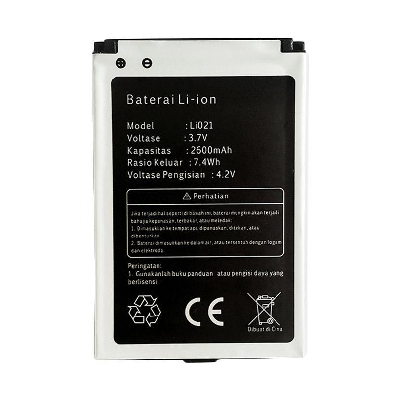 Harga Spesifikasi Bolt Li021 Battery Baterai For Modem