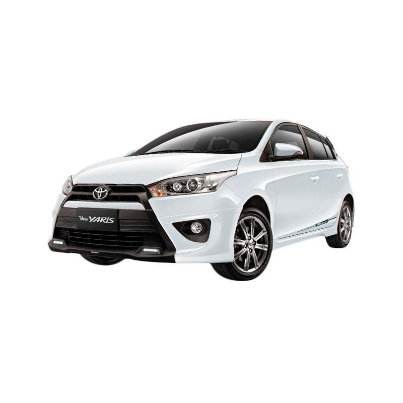 Jual Toyota New Yaris 1.5 G Mobil