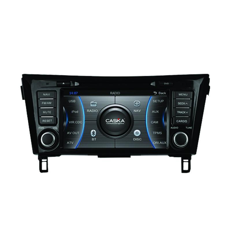 Jual Caska Head Unit TV Mobil Audio Mobil Tape Mobil