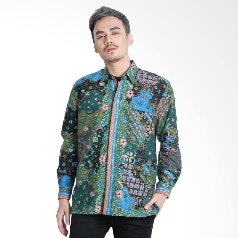 Kemeja Dari Batik Tulis: Jual Aamir Kinsler BTU15 Kemeja Batik Tulis Lengan Panjang