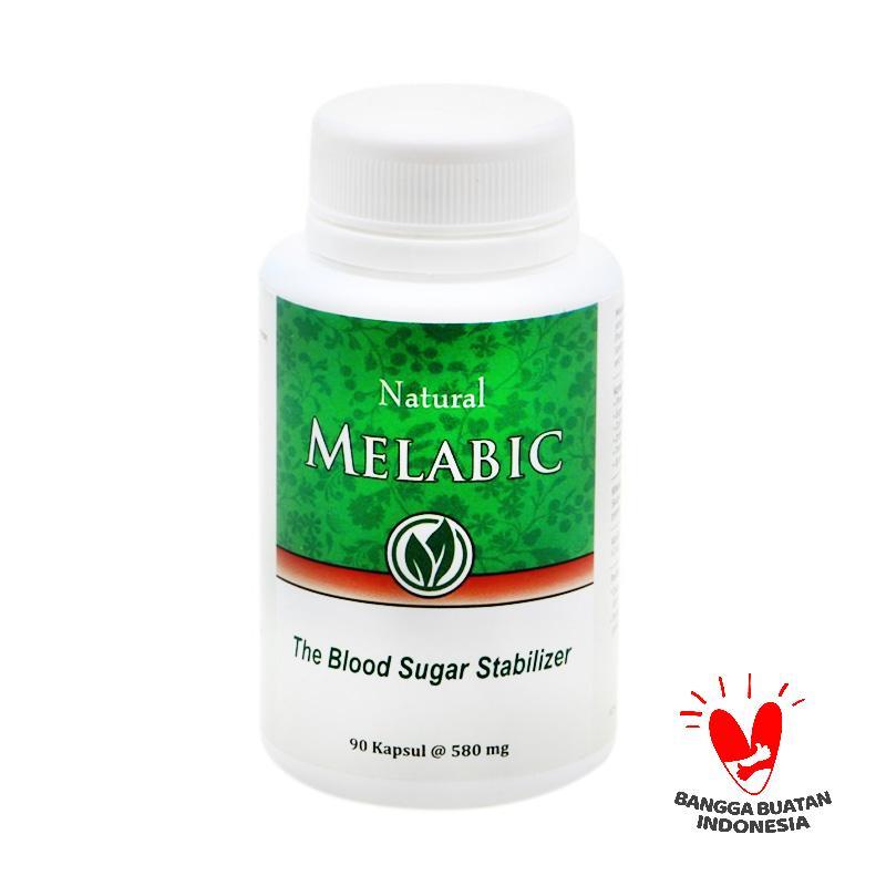 jual melabic 90 kapsul obat herbal online harga