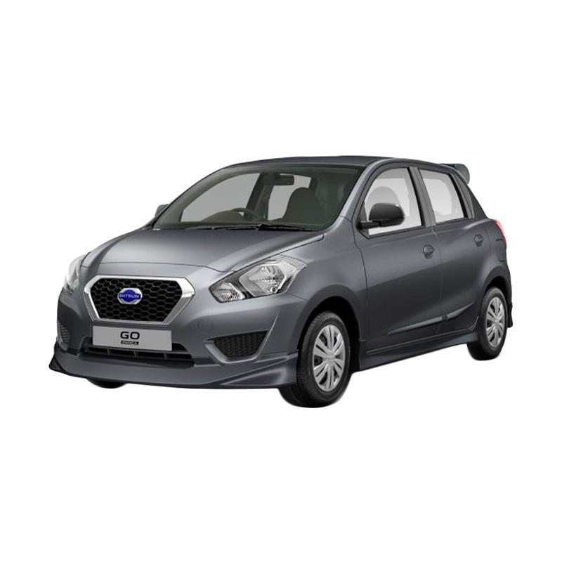 Jual Datsun GO T Active SV 1.2 M/T Mobil - Grey [Uang Muka ...