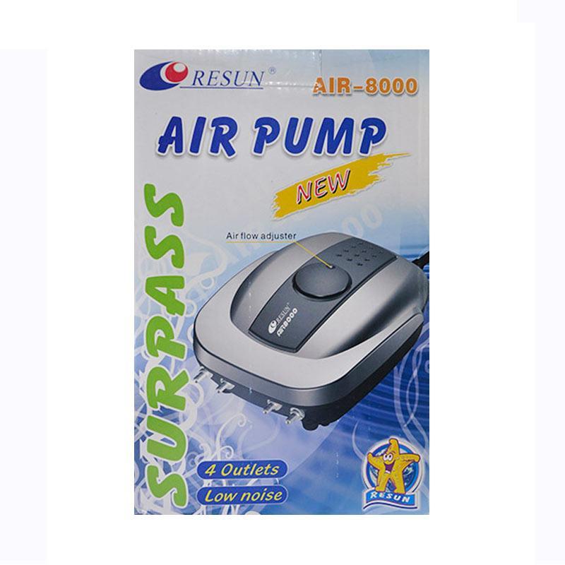 Jual Jirifarm 09405 Resun AIR-8000 Aquarium Aerator Pompa ...