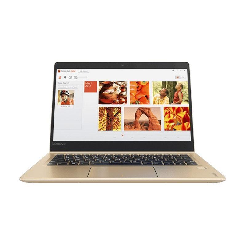 jual lenovo ideapad 710s plus notebook gold i7 7500u 8. Black Bedroom Furniture Sets. Home Design Ideas