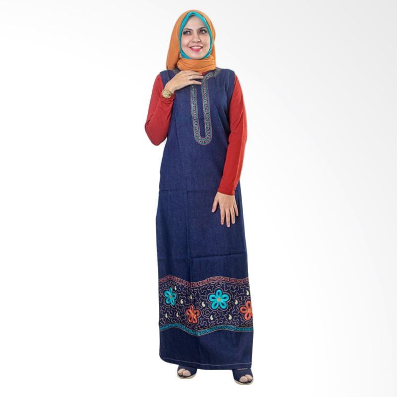 Jual Believe Ag 23 Baju Muslim Gamis Dress Modern Wanita
