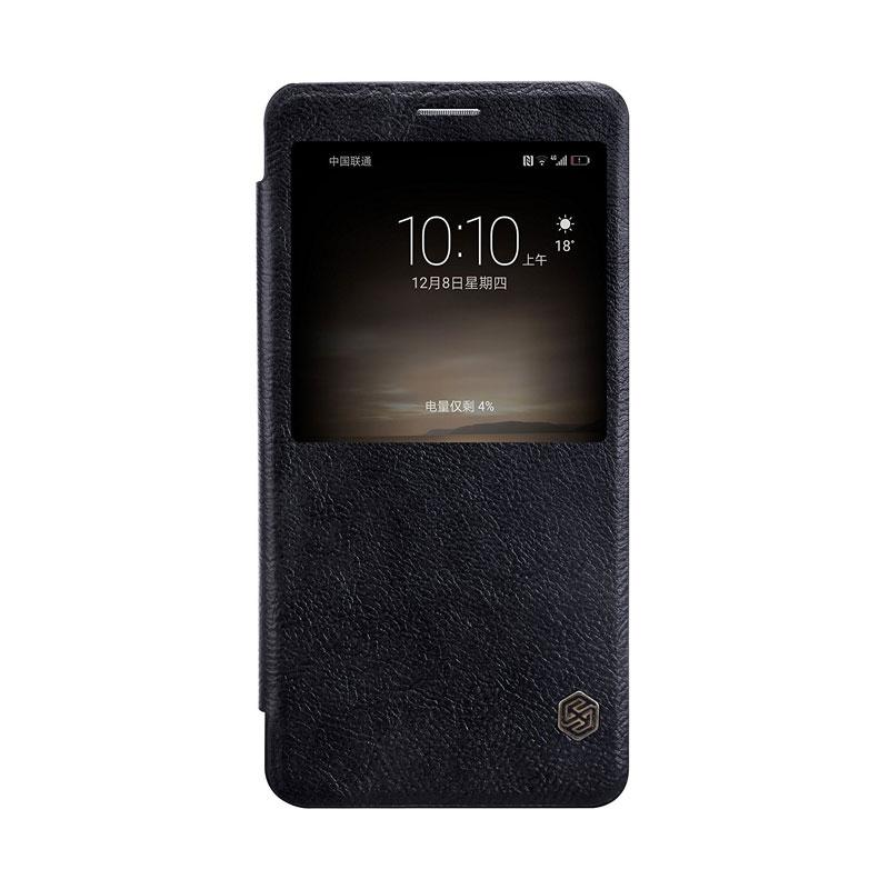 Jual Nillkin Qin View Leather Flip Cover Casing For Huawei