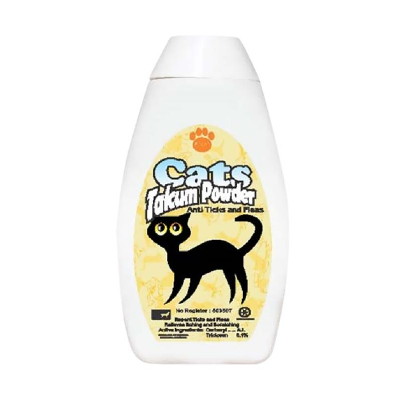 Jual Raid All Cats Talcum Powder Anti Ticks Amp Fleas Bedak