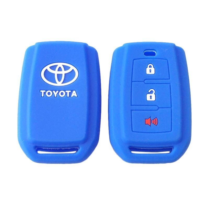 Jual OEM Sarung Kunci Sillicone Remote Cover For Toyota
